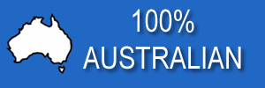 100% Australian Based Web Services