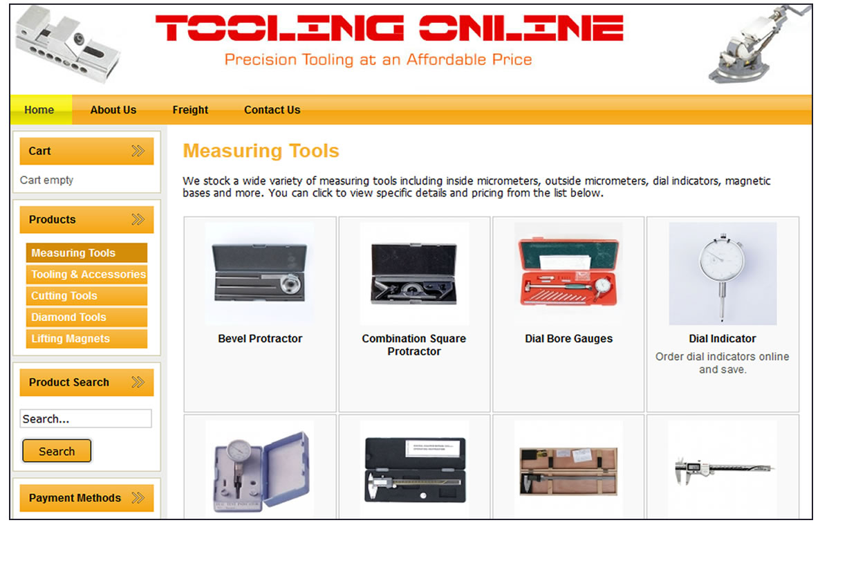 Tooling Online
